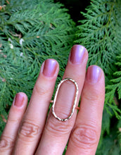 Golden Hour Cocktail Ring