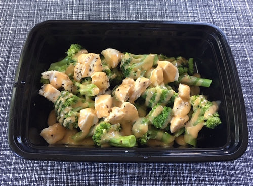 Yum Yum Chicken w/ Broccoli