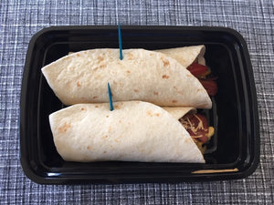 Smasher Breakfast Burritos