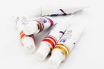 Water-resistant 12 Colors 12ML Tube Acrylic Paint set color