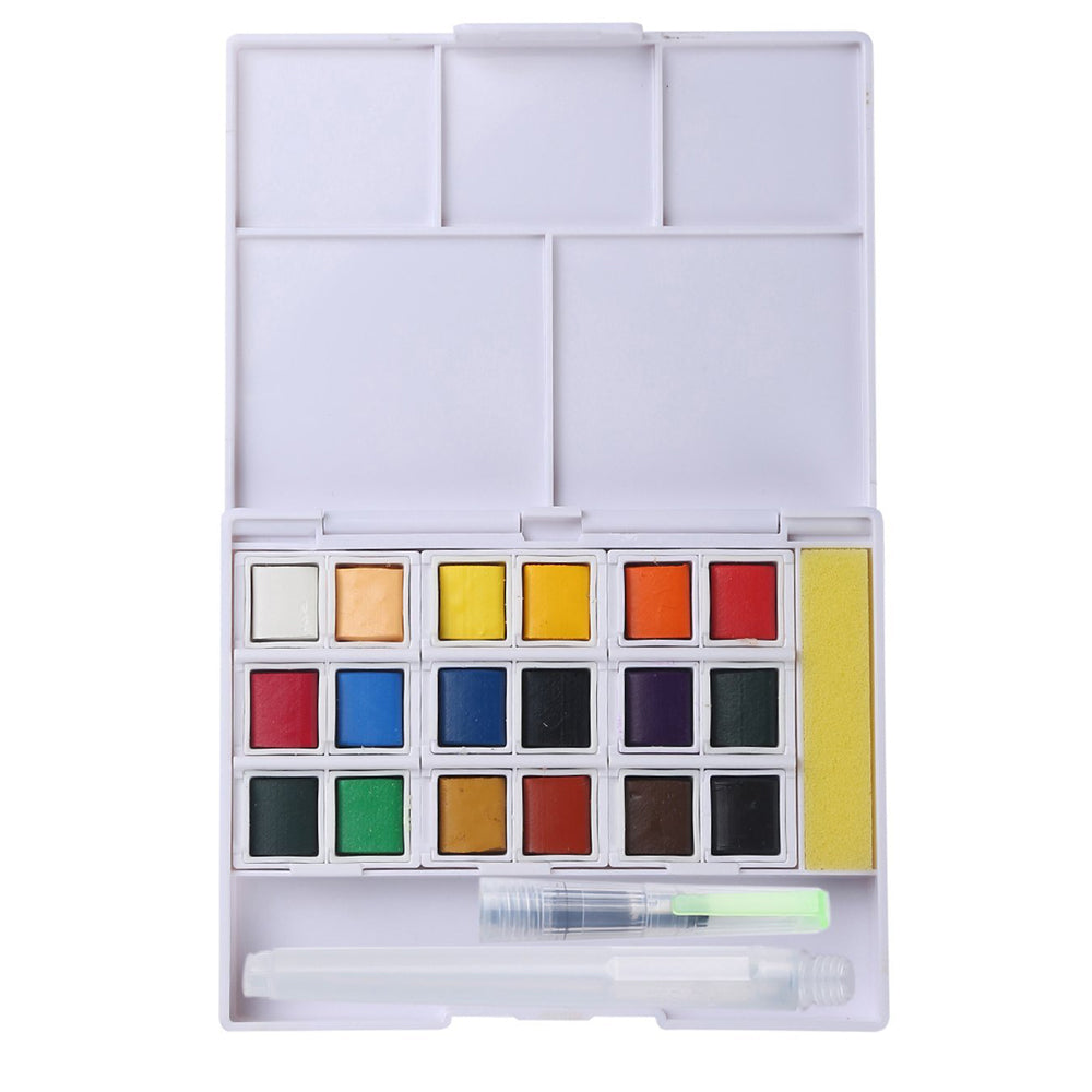 High Quality Watercolors Pocket Field Sketch Box Watercolor Painting for Professional Artist Student Drawing Art Supplies