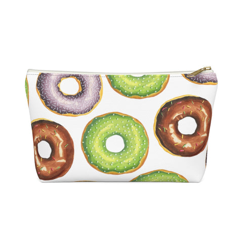 Doughnut Accessory Pouch w T-bottom