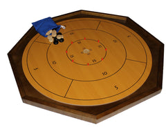 Tournament Size Crokinole Board, Original Hobby