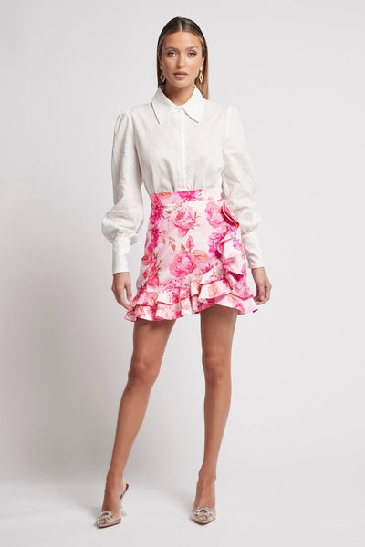 DOLCE FRILL SKIRT Skirts SOFIA The Label