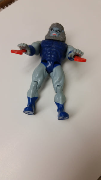 Marvel Fantastic Four Blastarr Power Action Figure Loose but nice