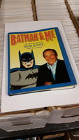Batman & Me Autobiography by Bob Kane First Print Hardcover Signed #482 of 2500 Very HTF