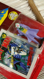 ERTL DC Comics Super Heroes Die-Cast Metal Joker Figure Sealed on Card
