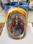 Lord Of The Rings The Return Of The King Aragorn Action Figure Sealed New