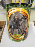 Lord Of The Rings The Fellowship Of The Ring Aragorn Action Figure Sealed New