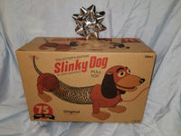 Slinky Dog Pull Toy Collector's Edition 75th Anniversary 1945-2020 James Industries New In Box