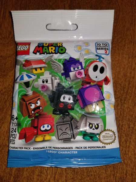 Lego Super Mario Series 2 Blind Bag Sealed New