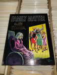 Will Eisner's Family Matter Hardcover Graphic Novel Limited Signed Edition #499 of 500 Kitchen Sink Press Rare!