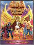 She-Ra Princess of Power, Best of DVDs, preowned