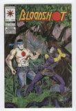 Bloodshot #7 The Unkindest Cut of All Early Valiant  Ninjak VFNM
