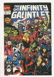 Infinity Gauntlet #3 Call to Arms VF condition