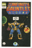 Infinity Gauntlet #4 Thanos Come and Get Me VF condition