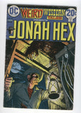 Weird Western Tales #18 Early Jonah Hex Issue DeZuniga Art Bronze Age Classic GVG