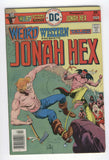 Weird Western Tales #33 Jonah Hex Day Of The Tomahawk Bronze Age VGFN