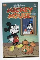 Walt Disney's Mickey Mouse and friends #257 Gemstone VF condition