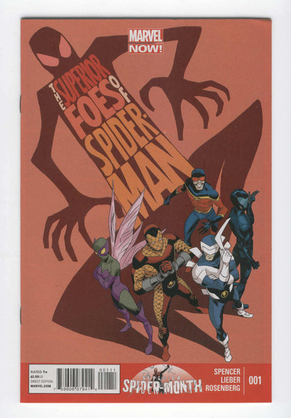 Superior Foes of Spider-Man #1 2013 VF