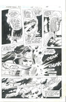 Wonder Woman #302 Pg 10 Original Art Gene Colan One Of A Kind Excellent!