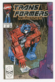 Transformers #71 Surrender Hard to find later issue FN condition