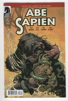 Abe Sapien #28 from the pages of Hellboy