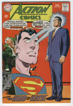 Action Comics #362 The Head of Hate Silver Age VG