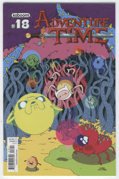 Adventure Time #18 Kaboom FVF
