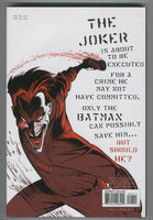 Batman: The Joker Devil's Advocate Hardcover Graphic Novel VF