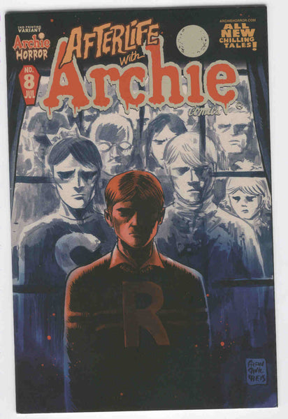 Afterlife With Archie #8 Second Print Variant VF