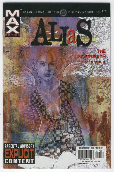 Alias #17 Jessica Jones Mature Readers VFNM