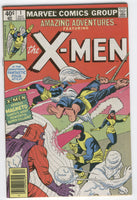 Amazing Adventures #1 Bronze Age REPRINTS X-Men #1 FVF
