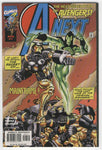 A-Next #7 1st Hope Pym & The Secret Of Mainframe VF