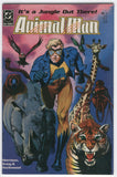 Animal Man #1 It's A Jungle Out There 1988 Series VF