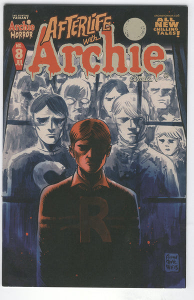 Afterlife With Archie #8 2nd Printing Variant VFNM
