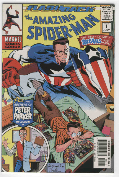 Amazing Spider-Man -1 The Secret of Peter Parker NM