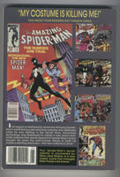 Amazing Spider-Man Saga Of The Alien Costume (Venom ...) Trade Paperback 1989 2nd Print FVF