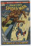 Amazing Spider-Man #110 The Birth Of The Gibbon! Bronze Age Key VG-