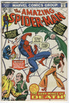 Amazing Spider-Man #127 The Vulture Prof. Warren Mary Jane Harry Osborne WOW Bronze Age Classic VGFN