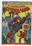 Amazing Spider-Man #136 The Green Goblin Lives Again Andru Art Bronze Age Key FN