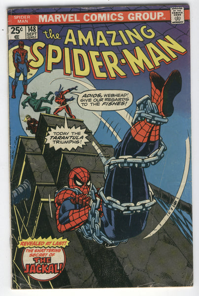 Amazing Spider-Man #148 The Clone Saga Bronze Age Key VG