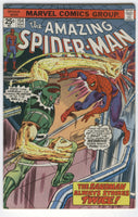 Amazing Spider-Man 154 The Sandman Always Strikes Twice! Bronze Age Classic VGFN