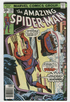 Amazing Spider-Man #160 Murdered By The Spider-Mobile Andru Art Bronze Age Key FN