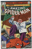 Amazing Spider-Man #197 The Kingpin Is Back! Bronze Age Classic VF
