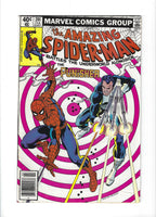 Amazing Spider-Man #201 Alongside The Punisher News Stand Variant VF-