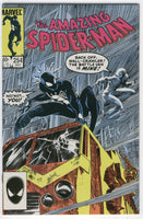 Amazing Spider-Man #254 With Great Power VF+