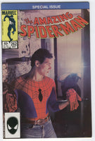 Amazing Spider-Man #262 Special Photo Cover ISsue VF