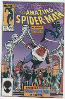 Amazing Spider-Man #263 There's a New Web-Head in Town VF