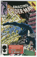 Amazing Spider-Man #268 This Gold Is Mine VF